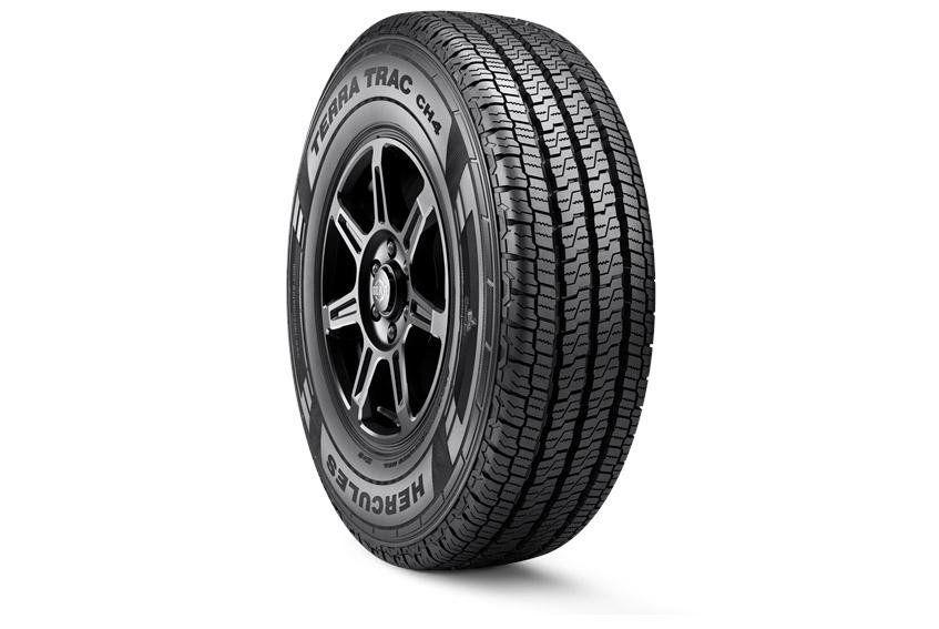 Hercules Tires представила новые коммерческие всесезонки Terra Trac CH4