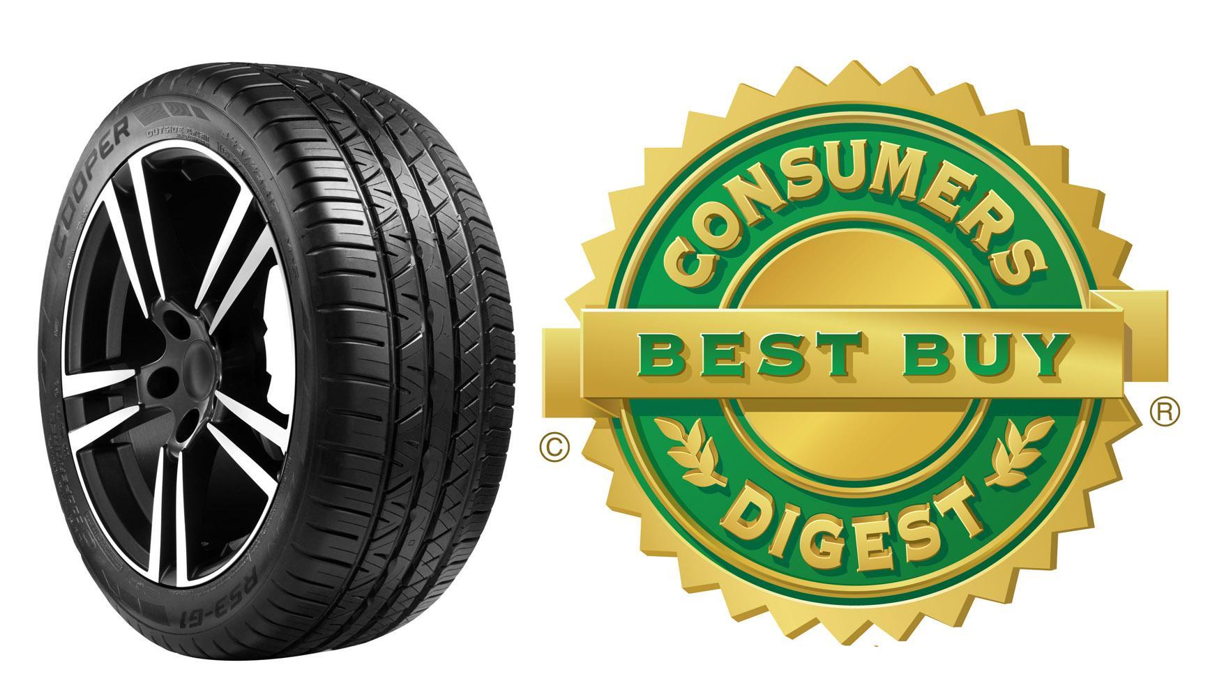 Всесезонка Cooper Zeon RS3-G1 получила премию Consumers Digest Best Buy Award 2018