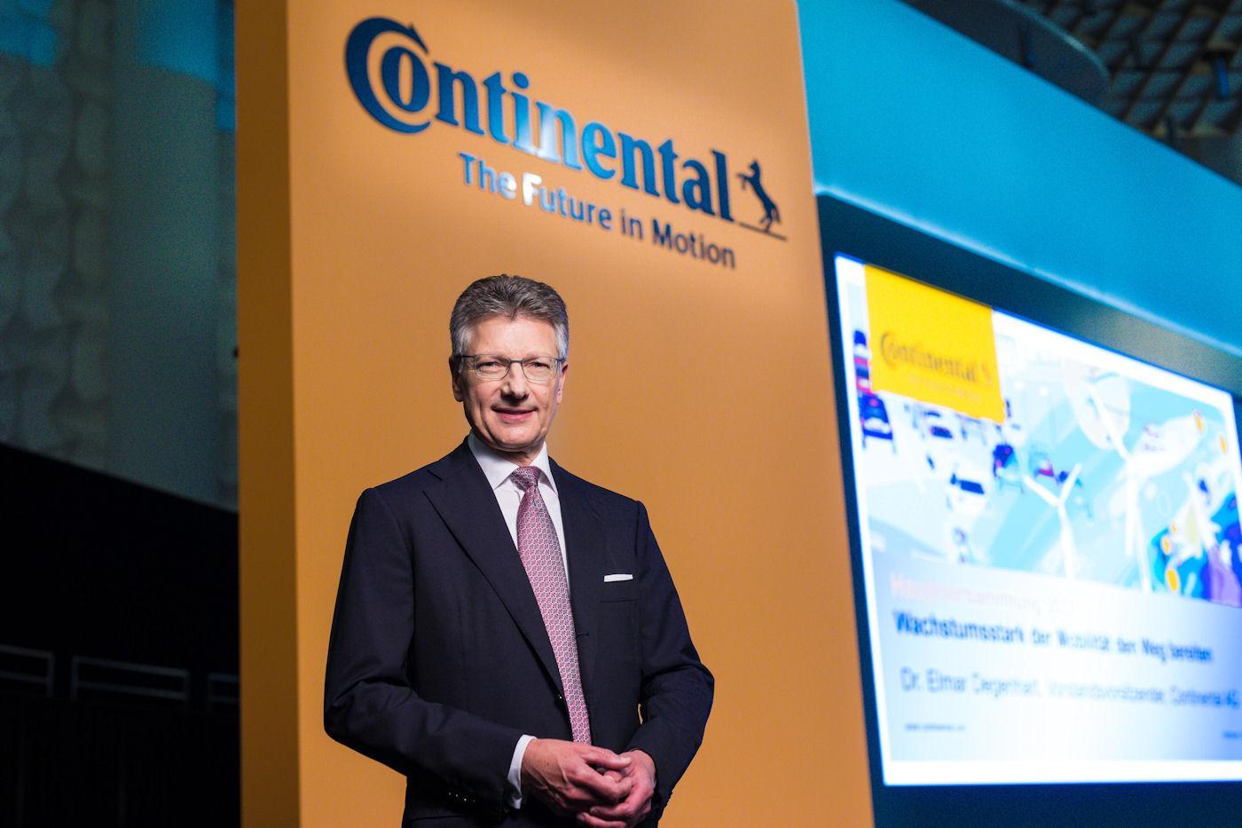 Председатель правления концерна Continental призвал к справедливой свободной торговле