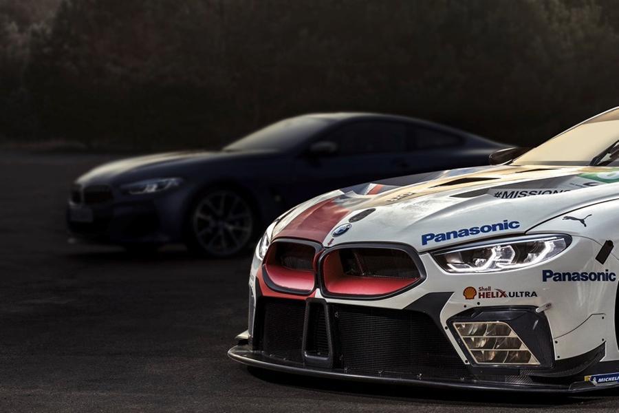 Серийный BMW 8-Series рассекретят через месяц