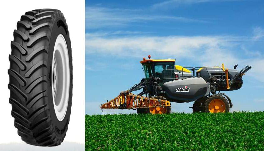 Alliance Tire развивает линейку агрошин с технологией Very High Flexion