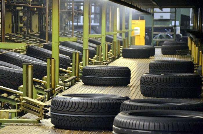 Российские шинопроизводители не видят необходимости в маркировке своей продукции