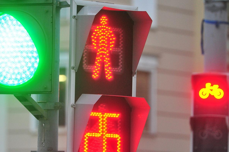 Московские светофоры будут контролировать частные компании