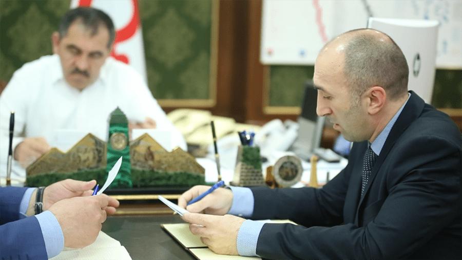 Ингушетия договорилась с Татарстаном о строительстве завода по утилизации шин