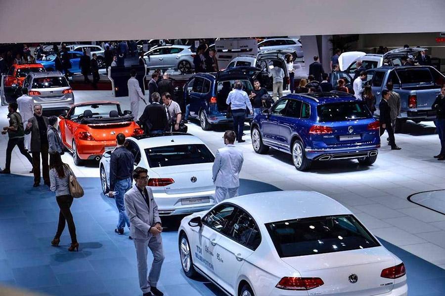 Volkswagen не поедет на Парижский автосалон