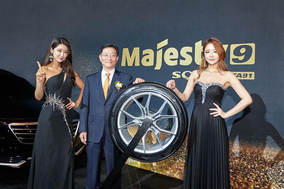 Kumho Tire представила новую летнюю шину повышенной комфортности