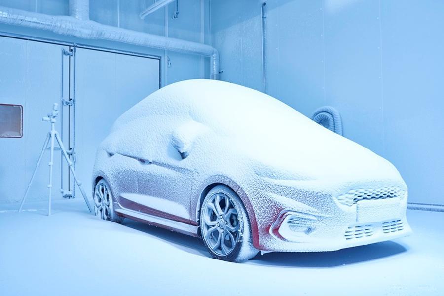 Ford похвастался новым центром климатических испытаний