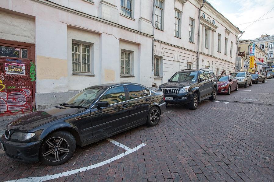 В Москве появится 300 новых машиномест