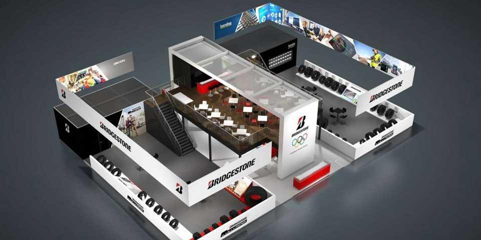 Bridgestone удивит кёльнскую публику новой шиной
