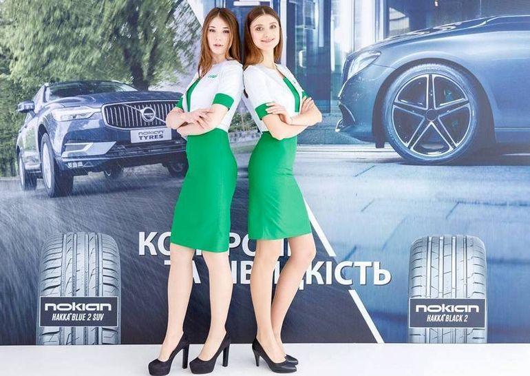 Nokian Tyres представит на New Cars Fest 2018 новинки летнего сезона