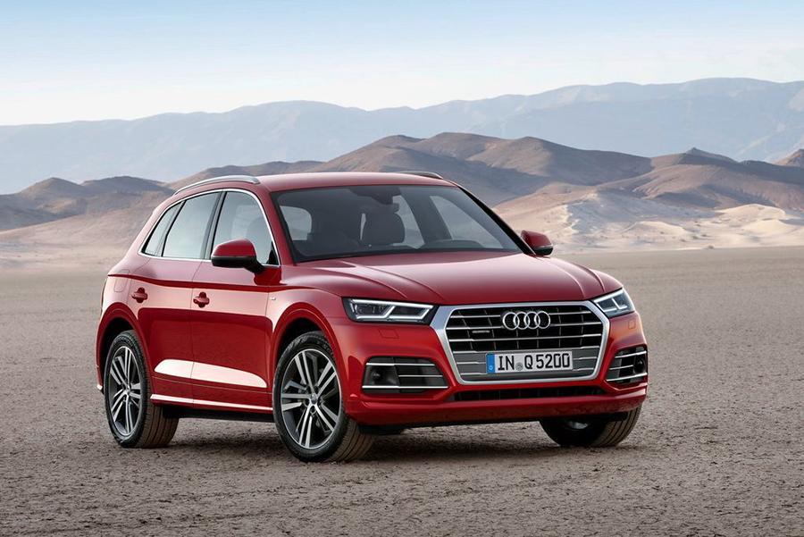 Audi объявляет большой отзыв в России