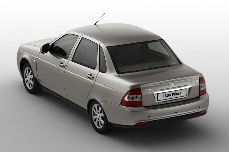 Lada снимает с производства три модели