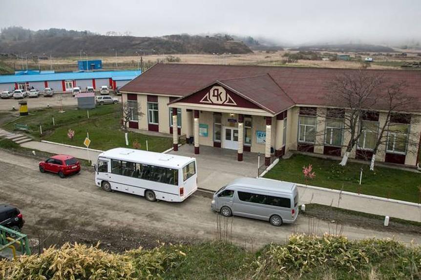 На острове Шикотан появится первая асфальтовая дорога