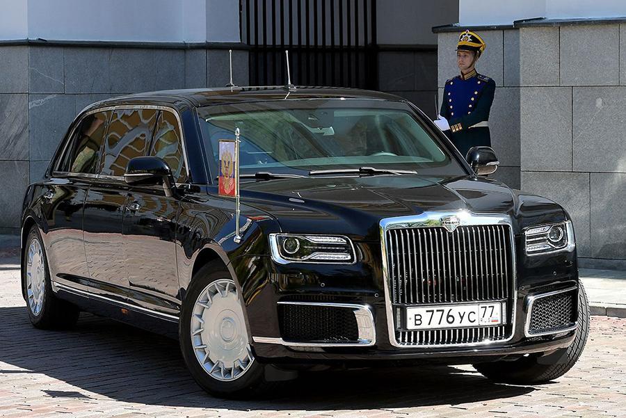 Руководить маркой «Аурус» будет бывший топ-менеджер Daimler