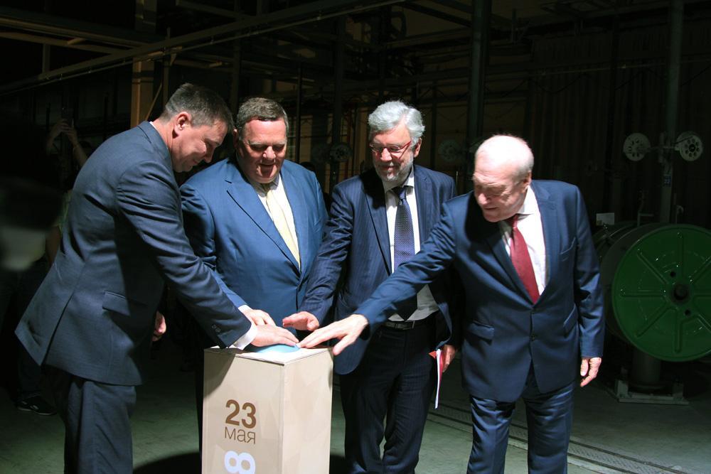 «Бекарт-Липецк» удваивает производство металлокорда