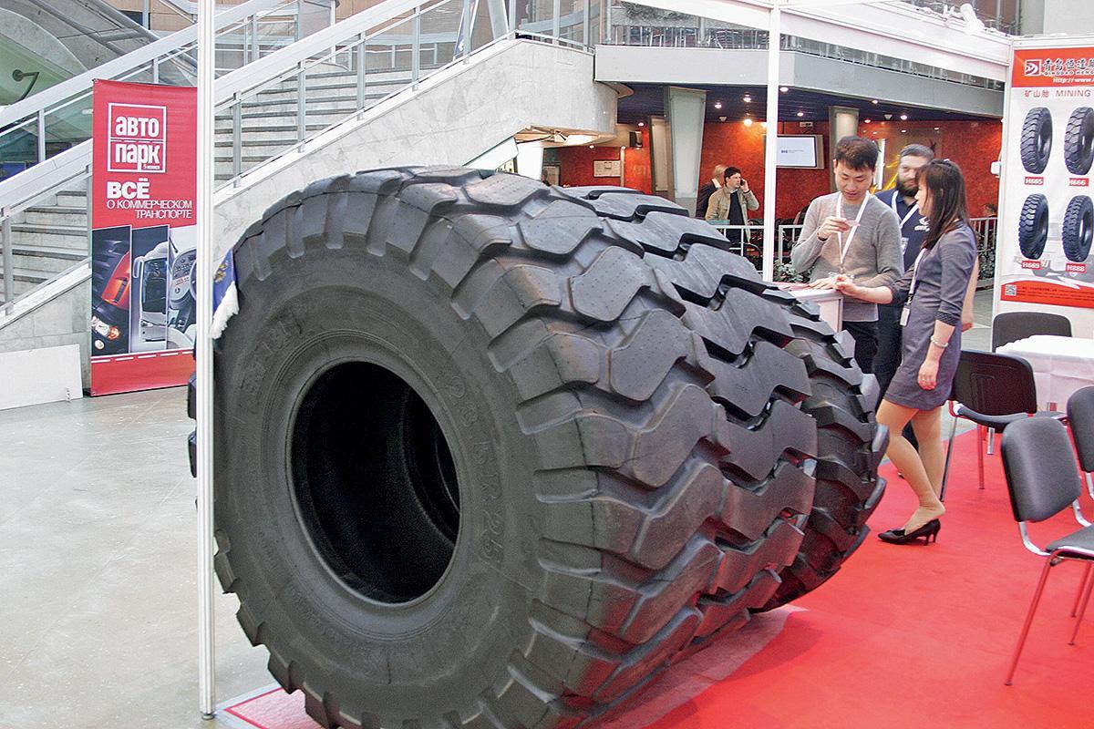В выставке «Шины, РТИ и каучуки-2018» приняли участие 150 компаний