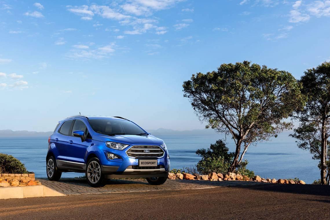 Ford назвал стоимость обновленного EcoSport