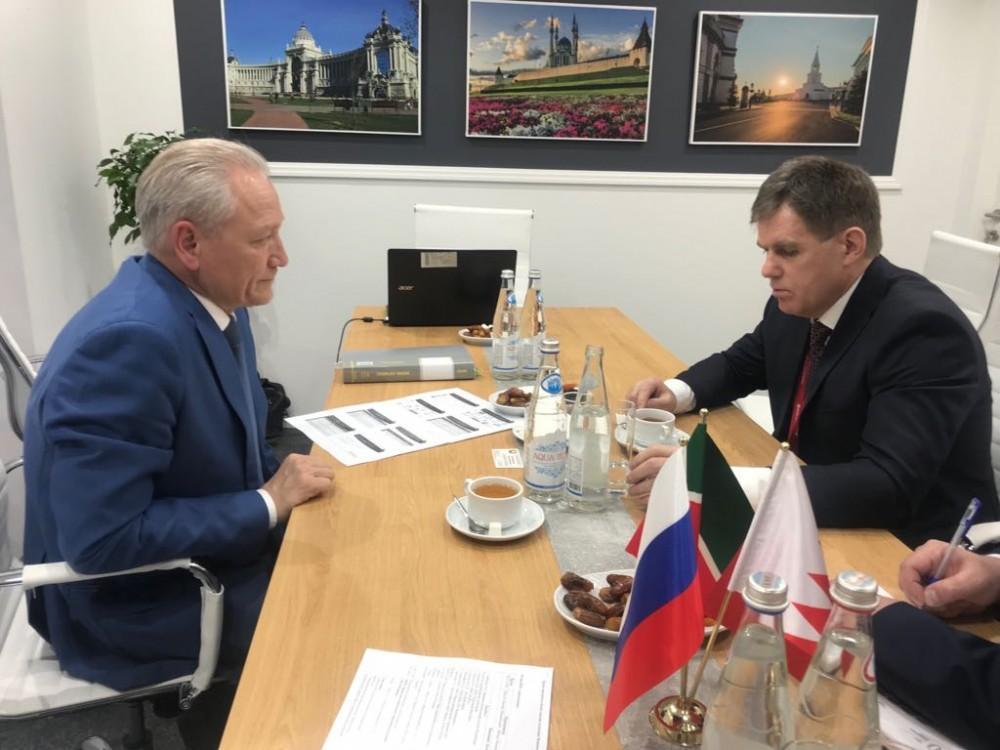 Татарстан и Беларусь планируют создать совместное предприятие по переработке шин