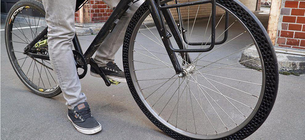 BigRep представила 3D-печатные велосипедные шины