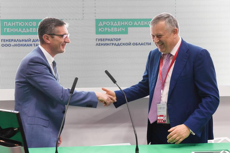 Nokian Tyres построит во Всеволожске умный склад готовой продукции за 1,8 миллиарда рублей