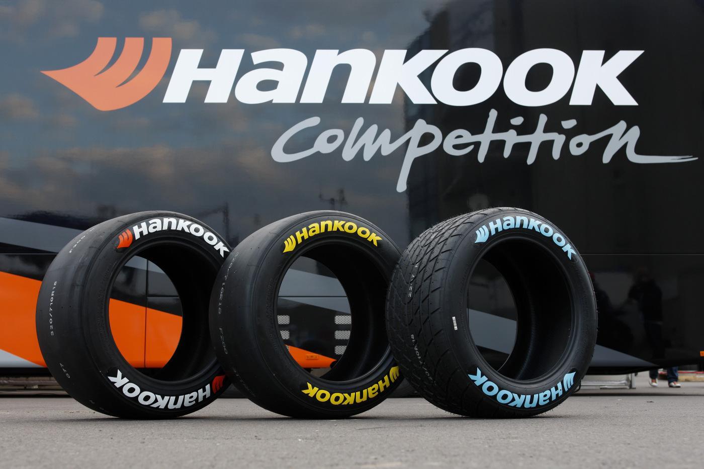 Hankook может принять участие в тендере на поставку шин в F1