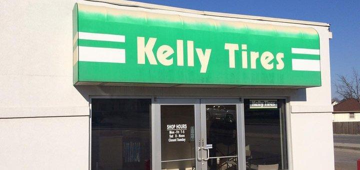 Грузовые шины бренда Kelly стали доступны украинским автоперевозчикам