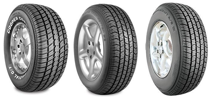 Росстандарт согласовал с Cooper Tires отзыв партии всесезонных покрышек