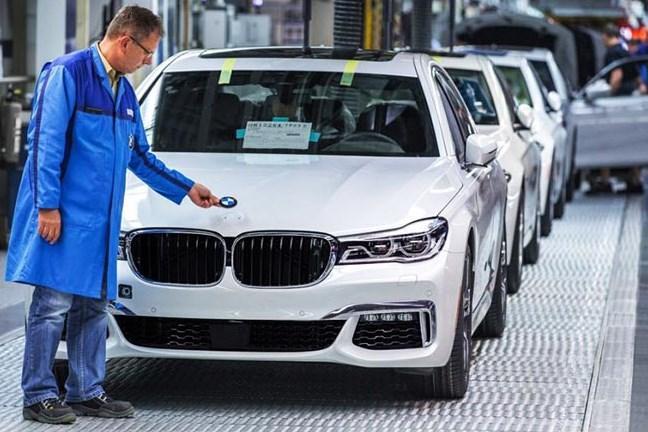BMW расширит ассортимент моделей российской сборки