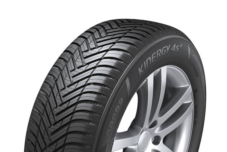 Hankook представила новые всепогодные шины Kinergy 4S² для европейского климата