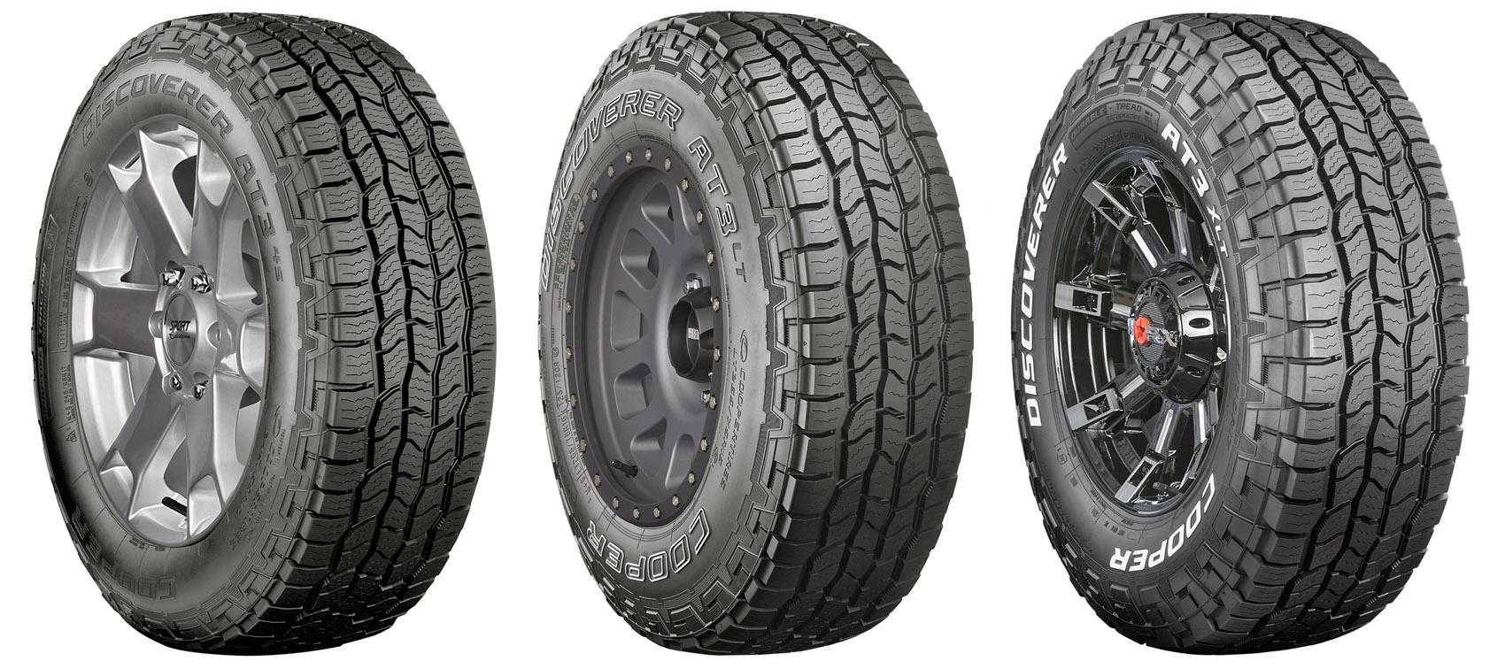 Cooper Tires представила на выставке в Кельне новую линейку вседорожных SUV-шин