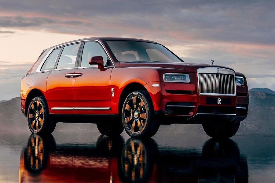 Стало известно, сколько будет стоить в России Rolls-Royce Cullinan