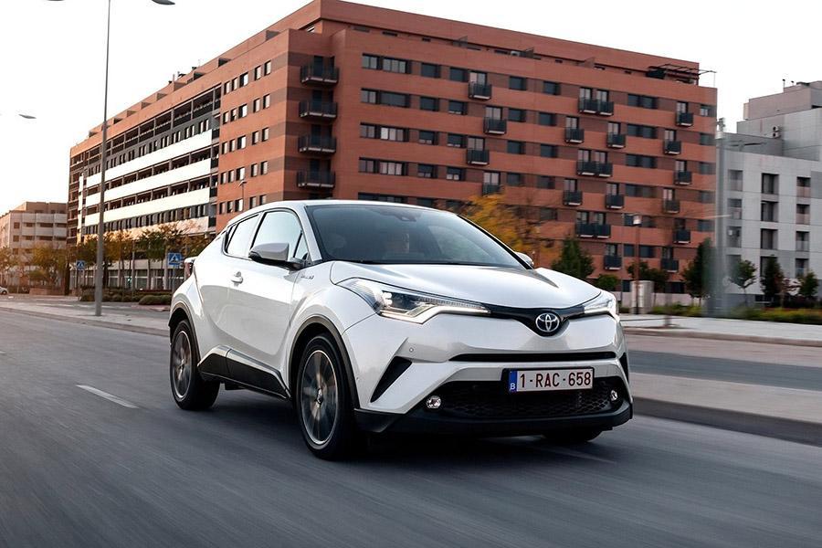 Toyota C-HR для России: все подробности