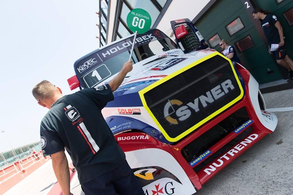 Goodyear начинает свой 15-й сезон в европейском трак-рейсинге