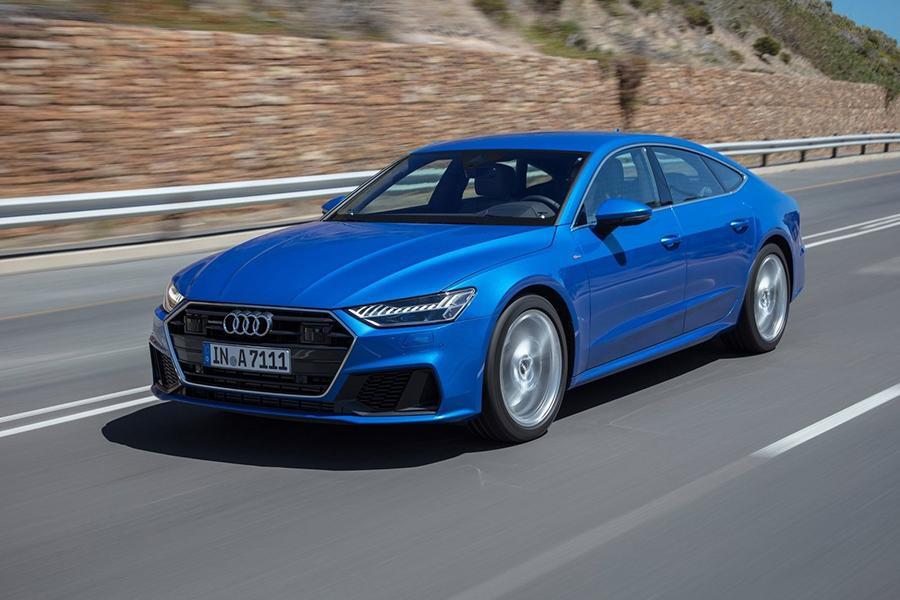Названа российская цена Audi A7 Sportback