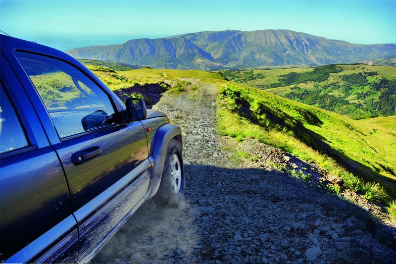 General Grabber AT3 - победитель сравнительных тестов вседорожных шин в ЮАР