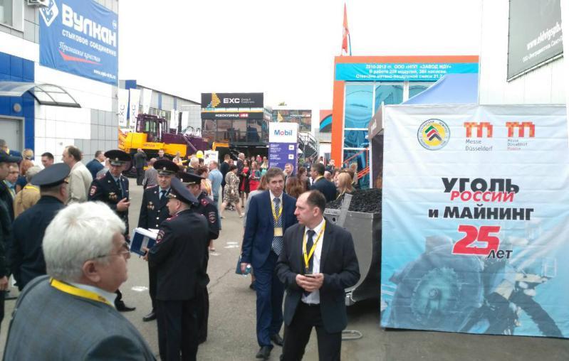 На выставке в Новокузнецке Continental представит решения для горнодобывающей отрасли