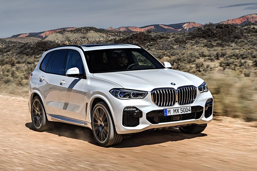 Представлен новый BMW X5