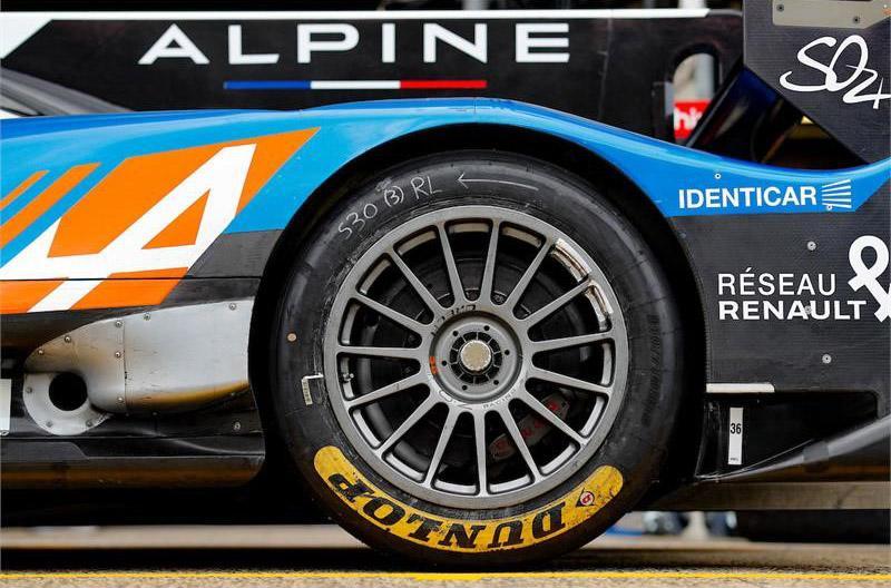 Dunlop готовится к гонке «24 часа Ле-Мана»