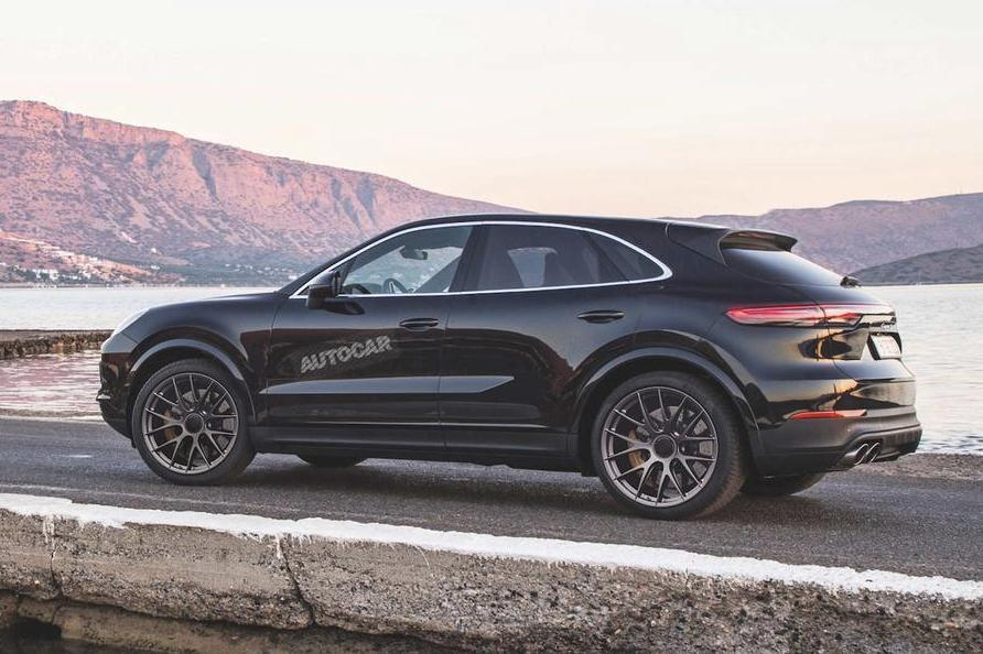 Cayenne-купе одобрен руководством Porsche