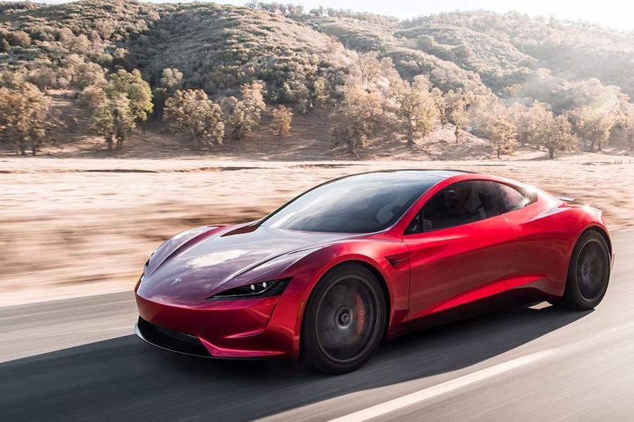 Для Tesla Roadster анонсировали «космическую» опцию