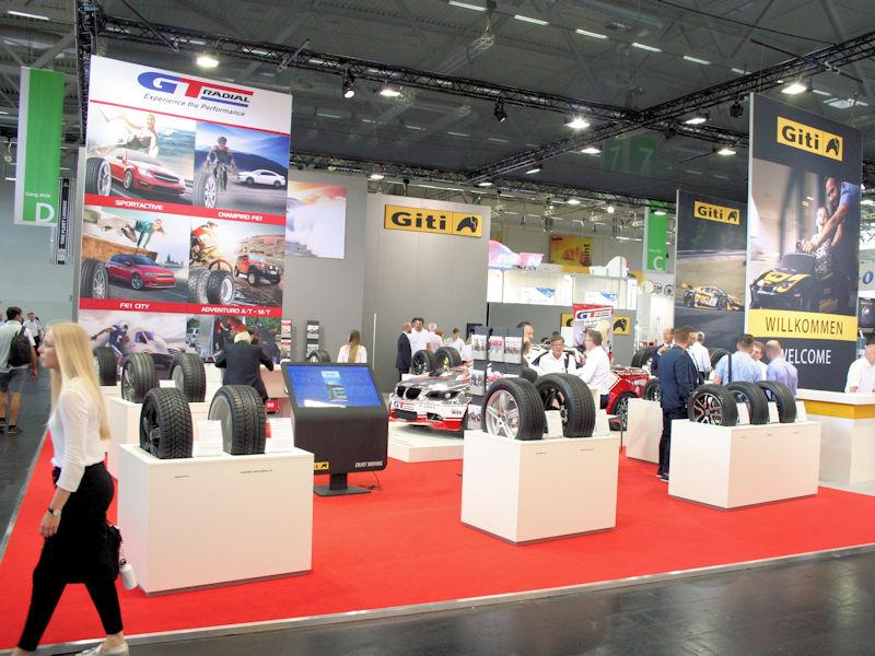 Giti Tire входит в сегмент всесезонных шин с двумя новыми продуктами