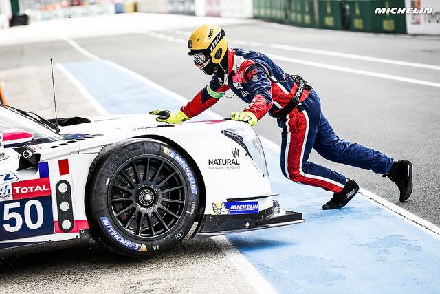 Экипажи болидов на шинах Michelin получат преимущество в квалификации 24 Heures du Mans