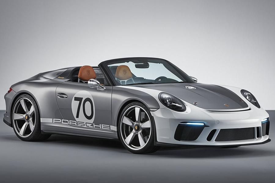 Porsche 911 превратили в спидстер