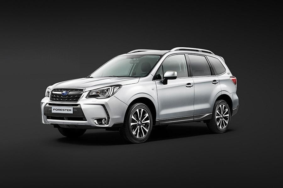Subaru Forester можно купить в юбилейной комплектации