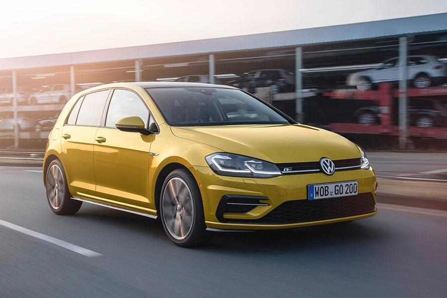 Volkswagen Golf возвращается в Россию