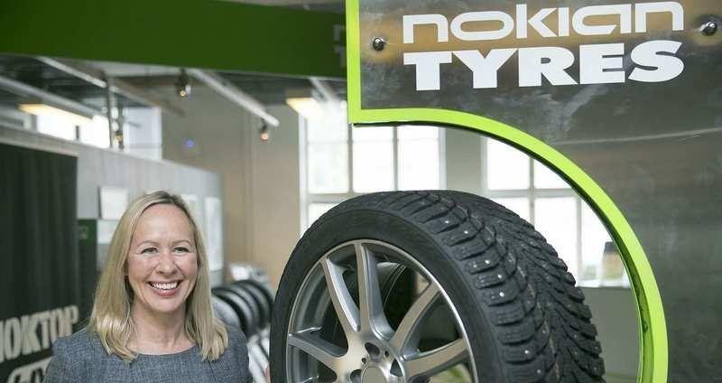 Nokian Tyres увеличит мощность завода в Нокиа