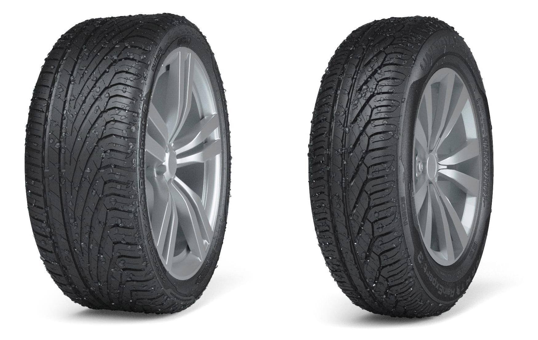 Continental представил новые дождевые шины Uniroyal для лета 2018 года