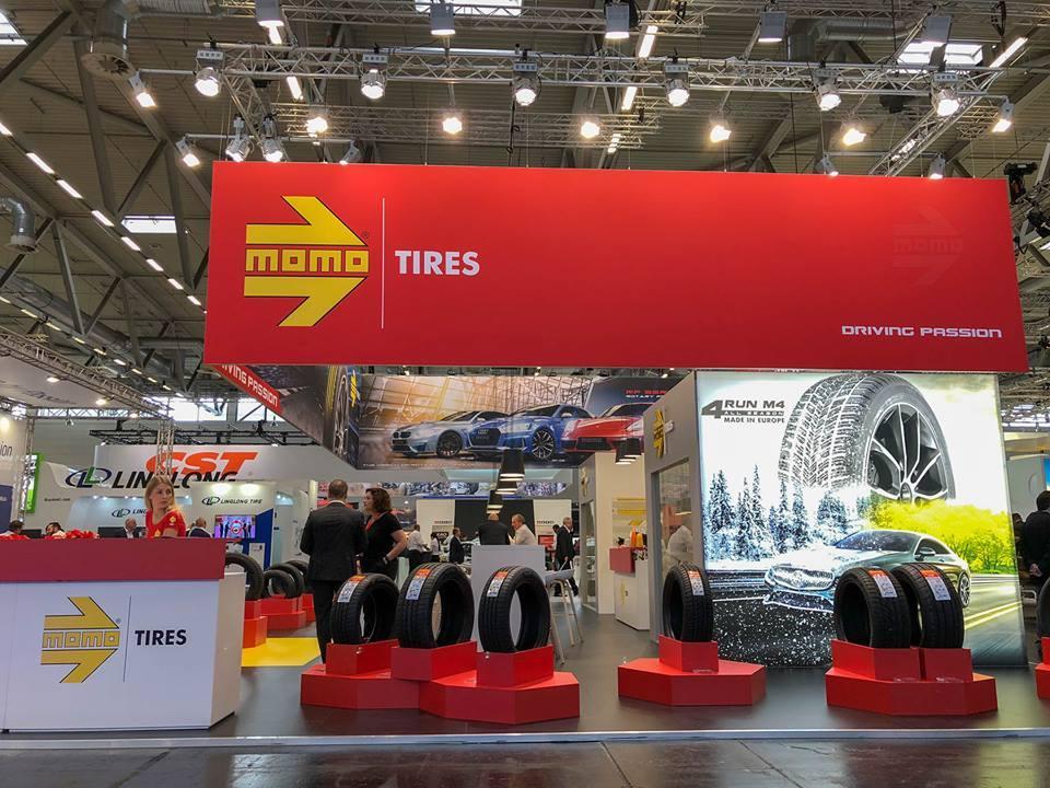 Мировые премьеры Momo Tires в Германии