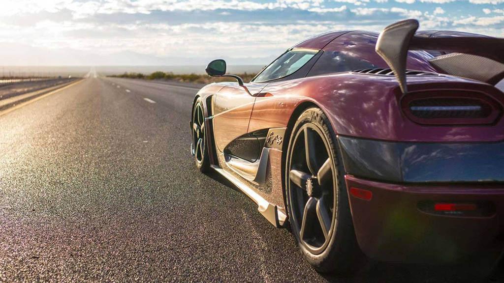Мишлен работает над шинами для новых рекордов скорости