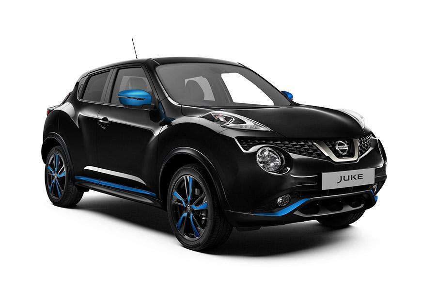 В России стал доступен для заказа обновленный Nissan Juke